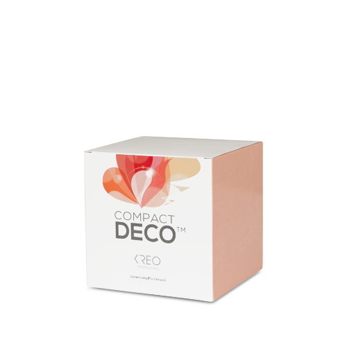 Cardboard box for the cosmetics sector